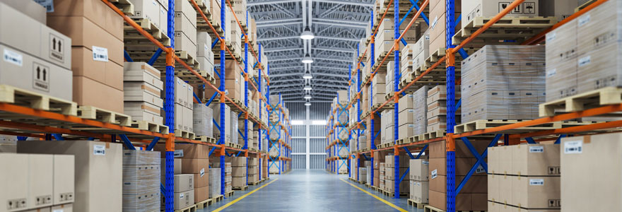 Consultant en aménagement d'entrepôt